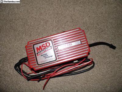 MSD 6AL Ignition Control Box # 6420