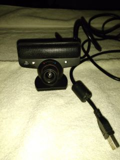 Microphone and Camera for PS3