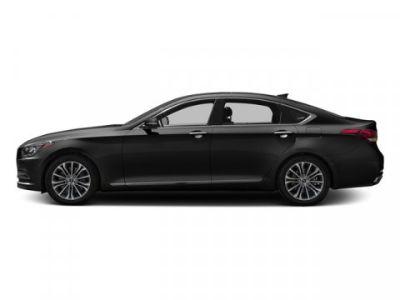 2017 Hyundai Genesis 3.8L (Caspian Black)