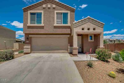 5998 E SOTOL Drive FLORENCE Four BR, Almost NEW HOME - no new