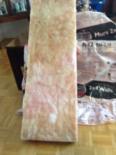 Pink Wall Insulation 7 pieces $5 for all