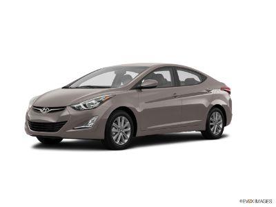 2014 Hyundai Elantra Limited (DESERT BRONZE)