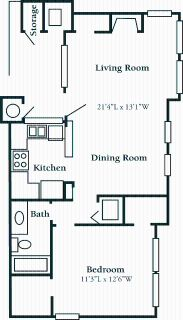 1 bedroom in Foster City