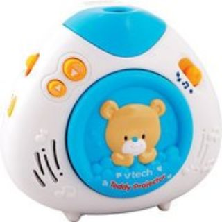 #7004 VTech - Lullaby Bear Crib Projector