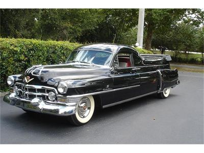1952 Cadillac S&S Florentine