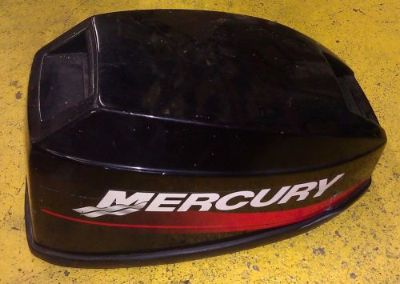 Purchase GENUINE MERCURY COWLING / COVER motorcycle in Dearborn, Michigan, United States, for US $329.00