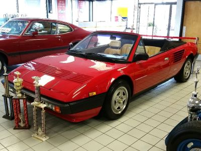 1984 Ferrari Mondial Convertible Sorry Just Sold!!!!