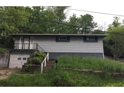 3 Bed 1 Bath Preforeclosure Property in Martins Ferry, OH 43935 - Ohio Ave
