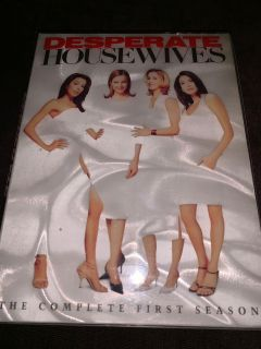Desperate Housewives-Season 1