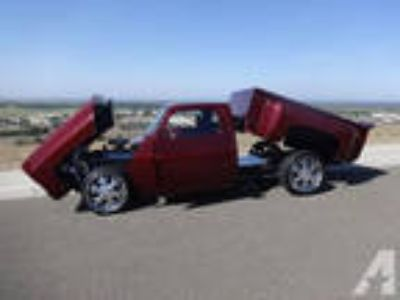 1973 Chevy C10 for sale (CA) -