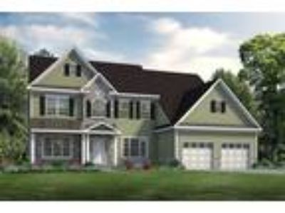 The Jereford Farmhouse by Tuskes Homes: Plan to be Built
