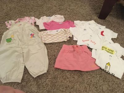 6-9 Month Clothing
