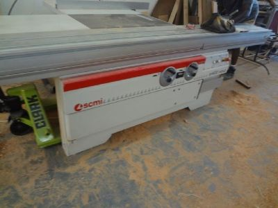 2015 SCM SI 400 Sliding Table Saw RTR# 9041518-06