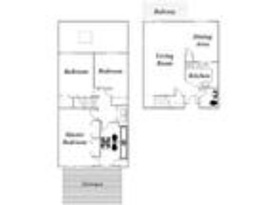 La Triumphe - Phase II 3 BR Townhouse