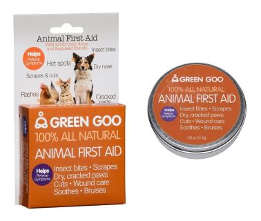 Protect your Dogs with Green Goo's Mosquito Repellent and Lotion