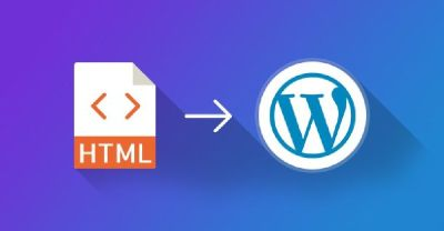 Top Benefits of Convert HTML to WordPress
