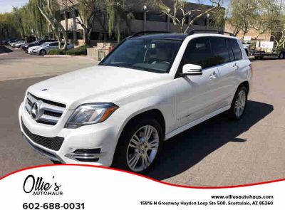Used 2015 Mercedes-Benz GLK-Class for sale