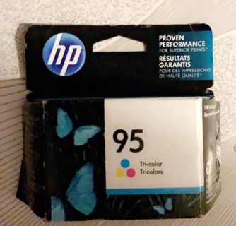 HP #95 Inkjet Tri- Color Printer Ink