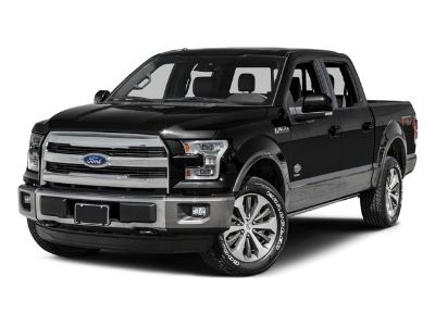 2015 Ford F-150 King Ranch (Brown)