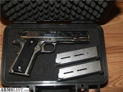 For Sale: High Polish Colt Series 80 1911 45 ACP
