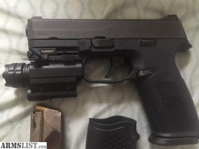 For Sale: FNS-40 - .40 S&W With Extras