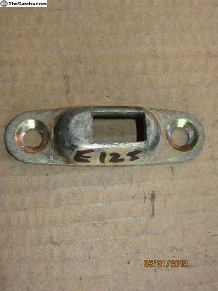 vanagon sliding door lock buffer E-125