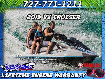 2019 Yamaha VX CRUISER 3 Person Watercraft Clearwater, FL