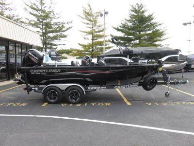 2018 Crestliner 1850 BASS HAWK Jon Boats Saint Peters, MO