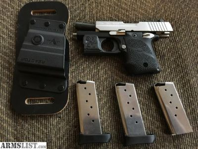 For Sale: SIG 938 Viridian Package