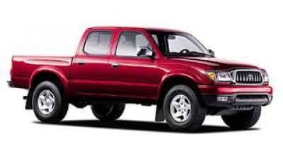 2003 Toyota Tacoma V6 (Lunar Mist Metallic)