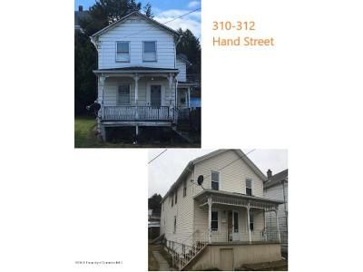 5 Bed 2 Bath Foreclosure Property in Jessup, PA 18434 - Hand St