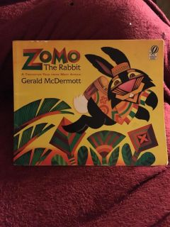 Zomo the Rabbit - A Trickster Tale From West Africa