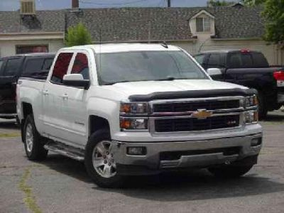 Used 2015 Chevrolet Silverado 1500 Crew Cab for sale