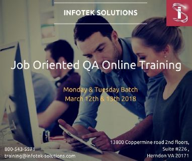 Job Oriented Software Testing (QA) Online Training Program