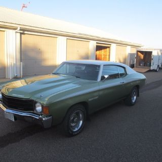 1972 Chevy Chevelle 2 Door Hard Top