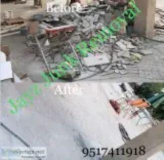 Junk removal services quot; trash hauling
