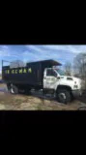 GMC Dump Truck