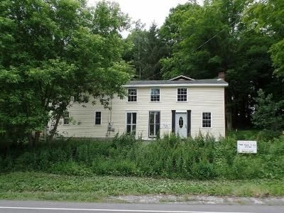 4 Bed 1 Bath Foreclosure Property in Auburn, NY 13021 - State Street Rd