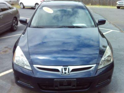 2007 Honda Accord EX-L (Blue,Dark)