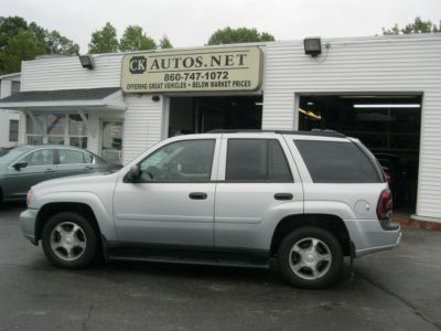 Used 2007 Chevrolet TrailBlazer LS 4WD, 113,414 miles