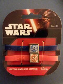 *Tsum Tsum interchangeable charms Star Wars (several available)