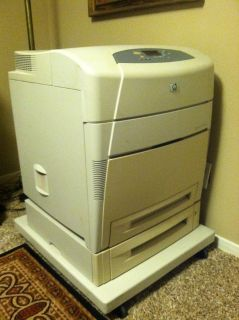 HP5550dtn Color LaserJet Printer