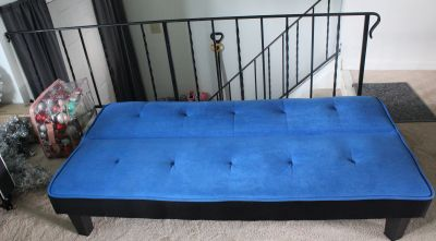 Futon 3rd photo view/Negotiable