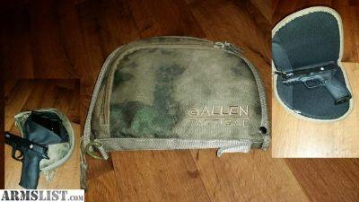 For Sale: free gun bag