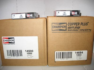 CHAMPION HCX RACE PLUGS