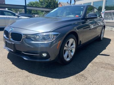 2016 BMW 3-Series 4dr Sdn 328i RWD South Africa (Mineral Gray Metallic)