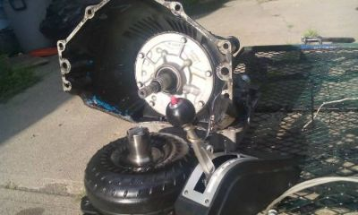 Buy power glide with brake 3500 stalh and shifter motorcycle in Cincinnati, Ohio, United States, for US $1,500.00