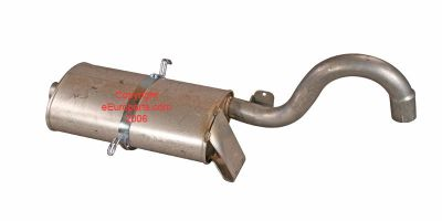 Purchase NEW Starla Muffler - Rear 16840 Volvo OE 9445320 motorcycle in Windsor, Connecticut, US, for US $68.46