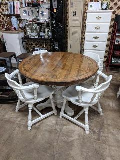 Table and 4 Chairs $199 @ Brass Bear