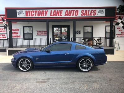 2007 Ford Mustang GT 2d Coupe